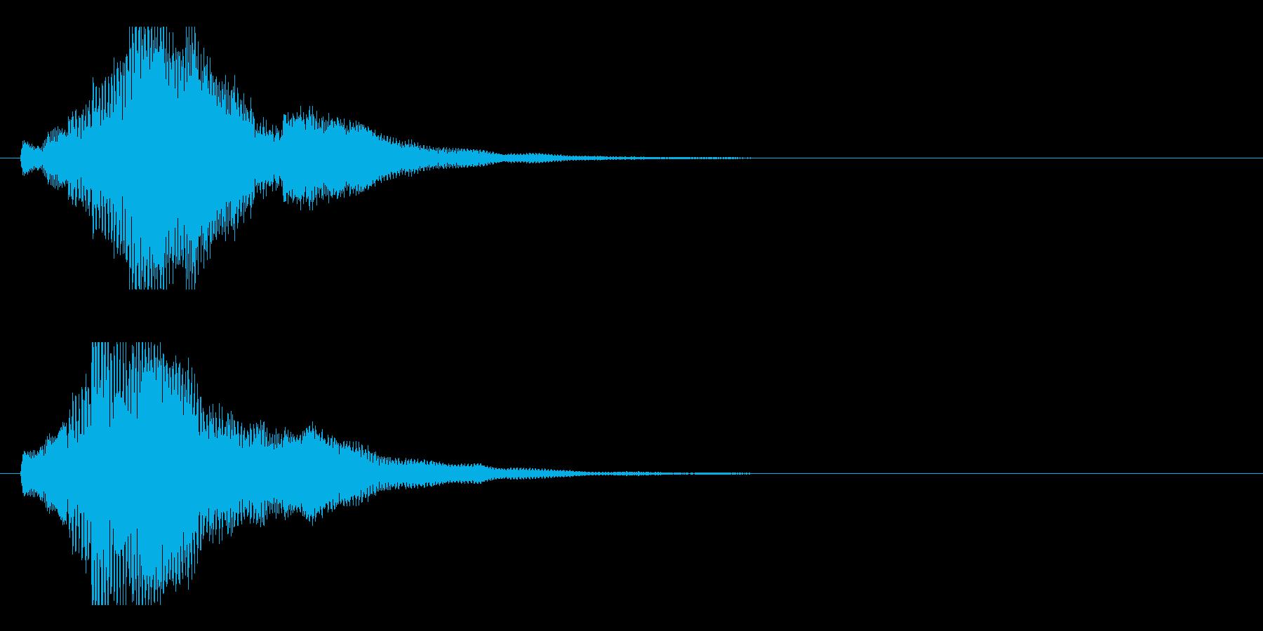 ハープ・上昇_6-3の再生済みの波形