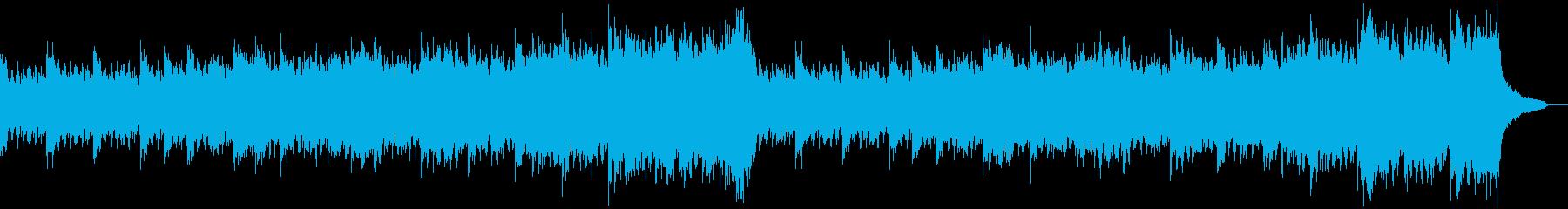 企業VP151、爽快、ピアノ、弦楽器、aの再生済みの波形