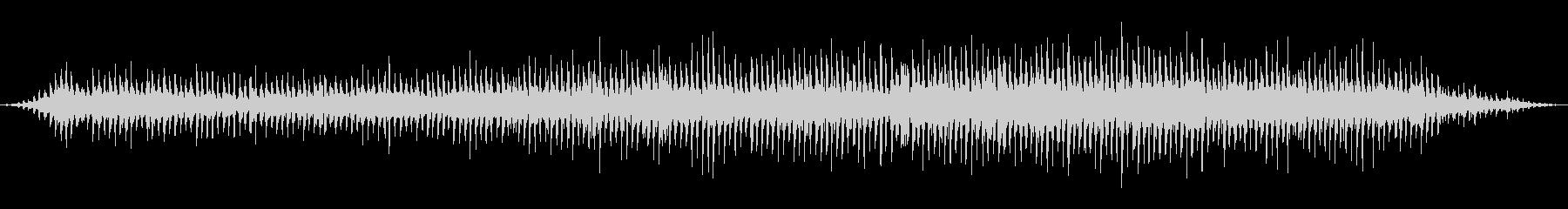 大型のスリーベル:安定した揺れ、フォリーの未再生の波形