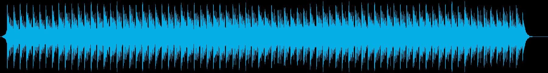 ティーン ポップ テクノ アンビエ...の再生済みの波形
