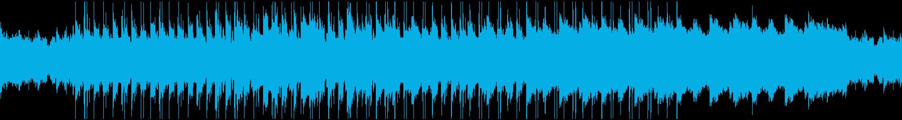 エレキピアノによるゆったりした曲調です。の再生済みの波形
