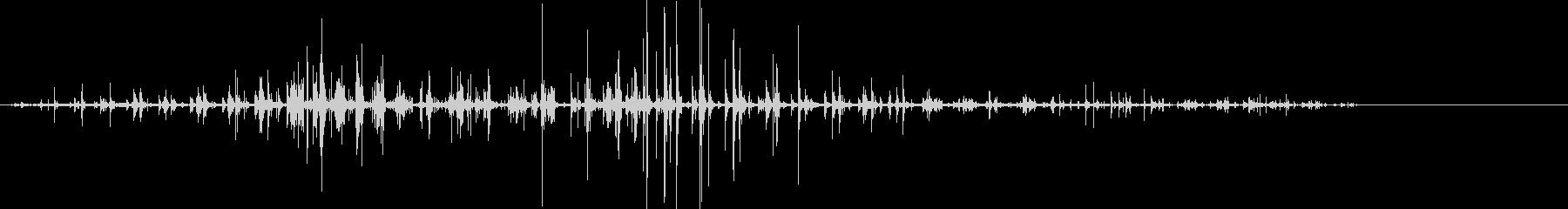 馬-ギャロップ6の未再生の波形