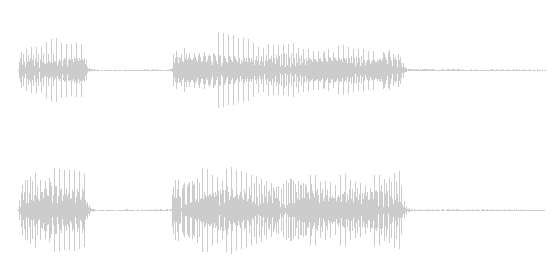 ゲーム、クイズ(ブー音)_012の未再生の波形