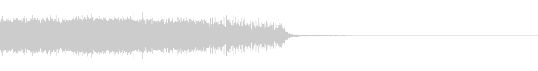 エレクトリックギター、(弦楽器の上...の未再生の波形