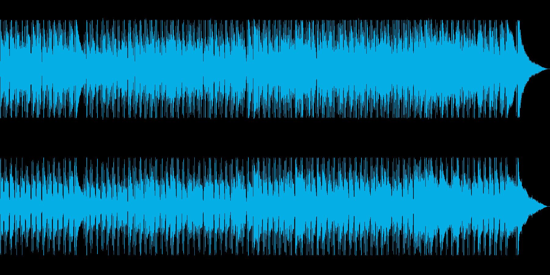 心安らぐ大人のジャズバラードの再生済みの波形