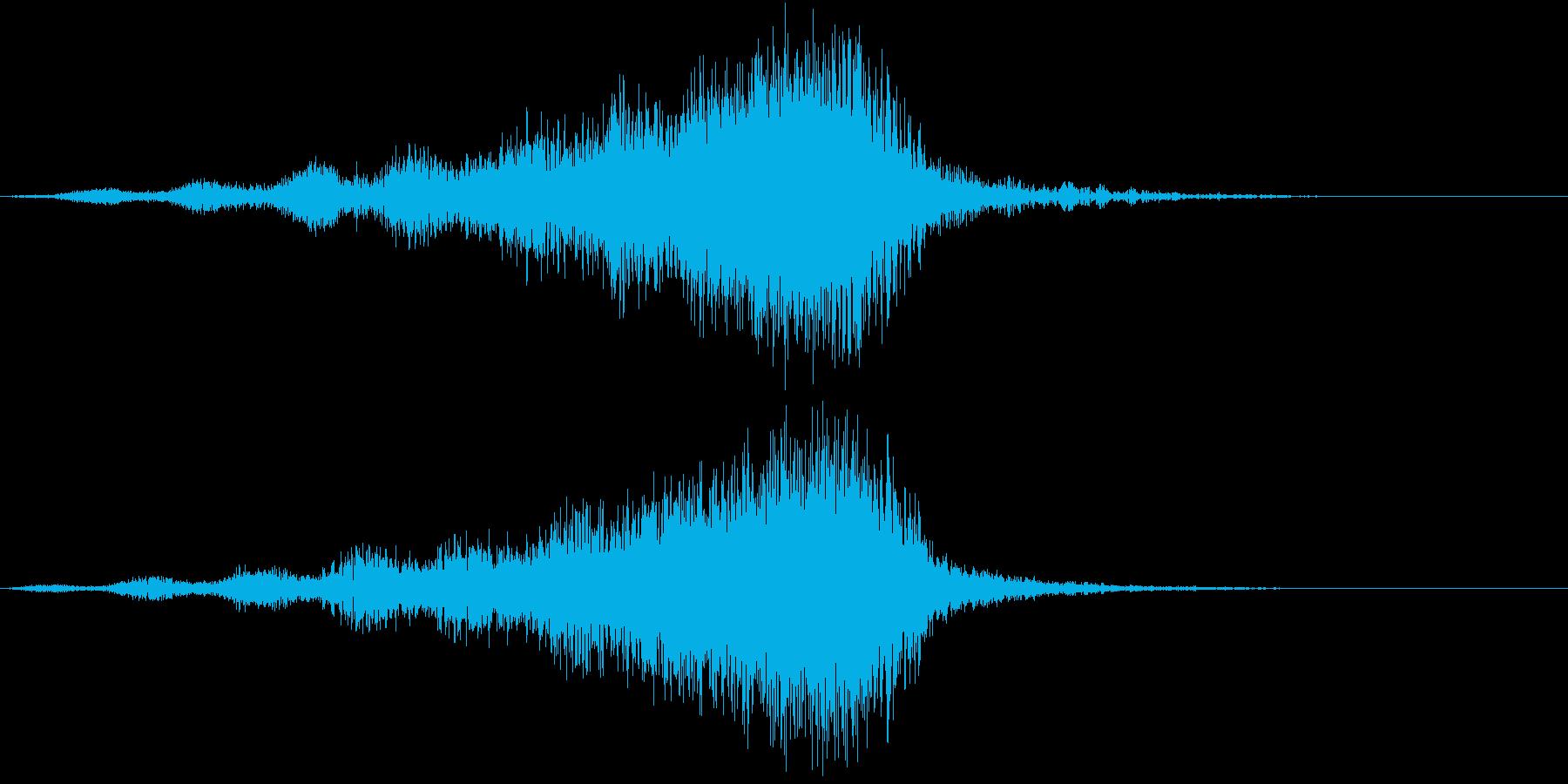 【映画演出】Sci-Fi ライザー_24の再生済みの波形