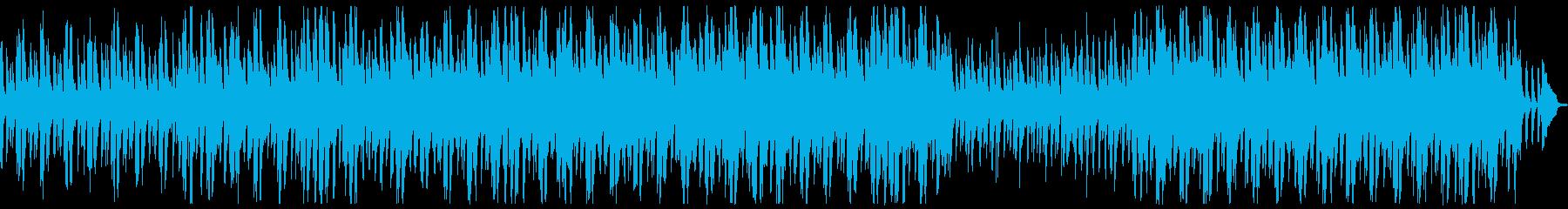 【リズム抜き】口笛の軽快なアコースティ…の再生済みの波形