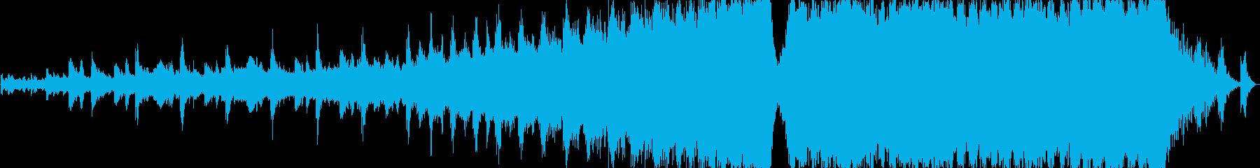 シネマティック 勝利者 エキゾチッ...の再生済みの波形