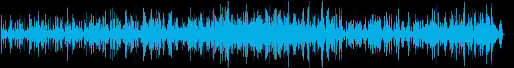 クールでクルージングなジャズトリオの再生済みの波形