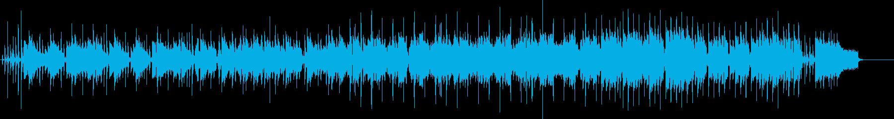 レゲエで陽気に結婚行進曲(ワーグナー)の再生済みの波形