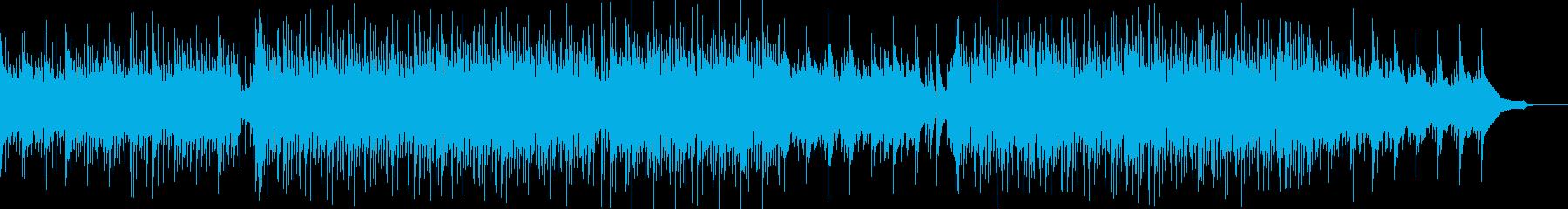 【生演奏】ギターピアノポップの再生済みの波形