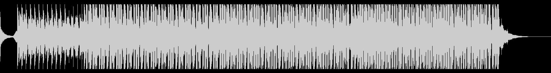 心躍るサマーポップ(60秒)の未再生の波形