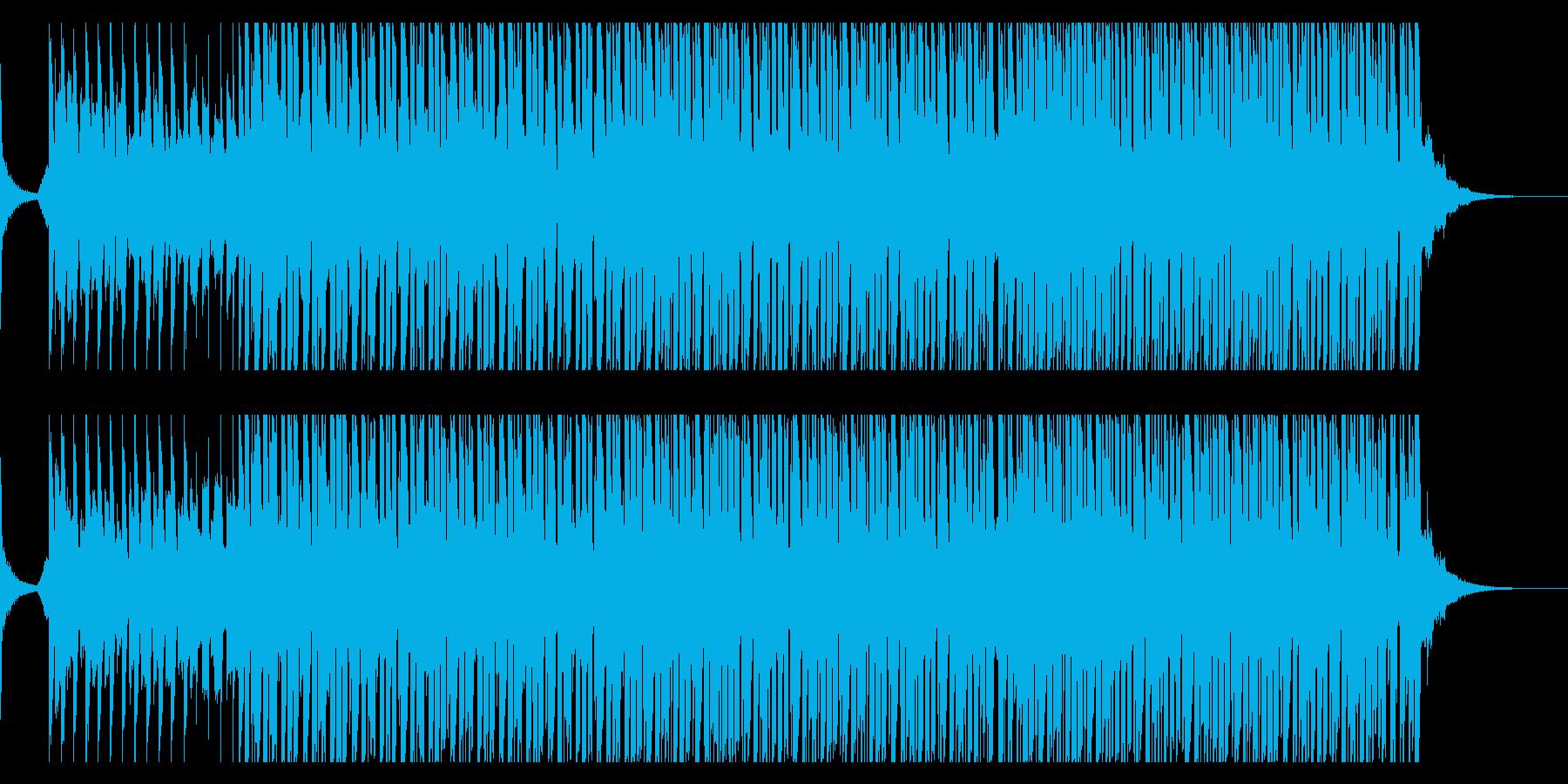 心躍るサマーポップ(60秒)の再生済みの波形