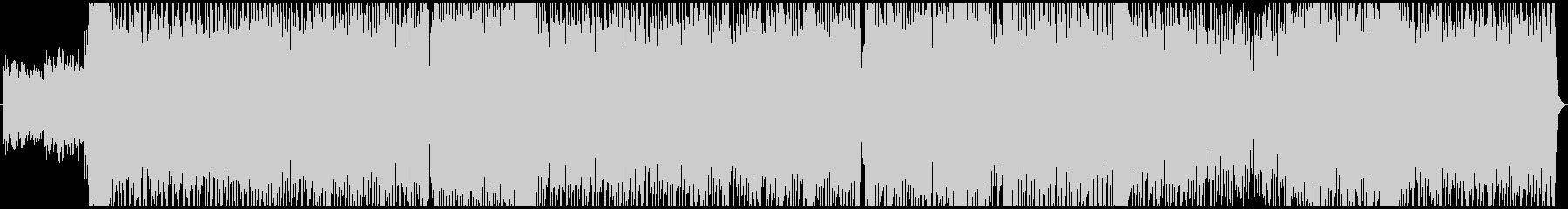 エレクトロでポップなBGM その2の未再生の波形