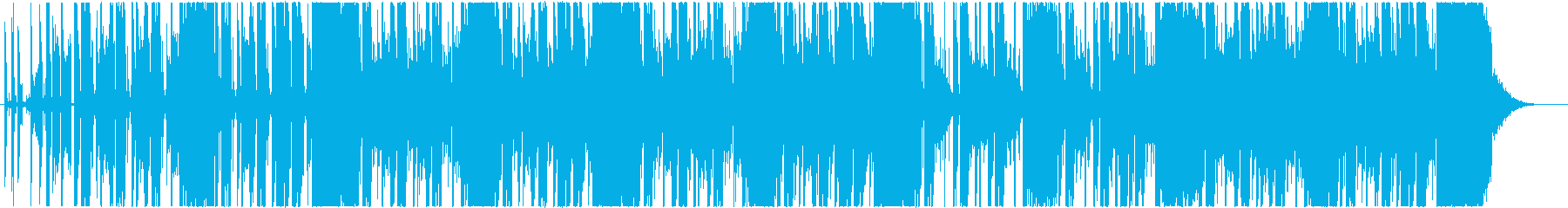 サラサラ ジャズ レトロ ポジティ...の再生済みの波形