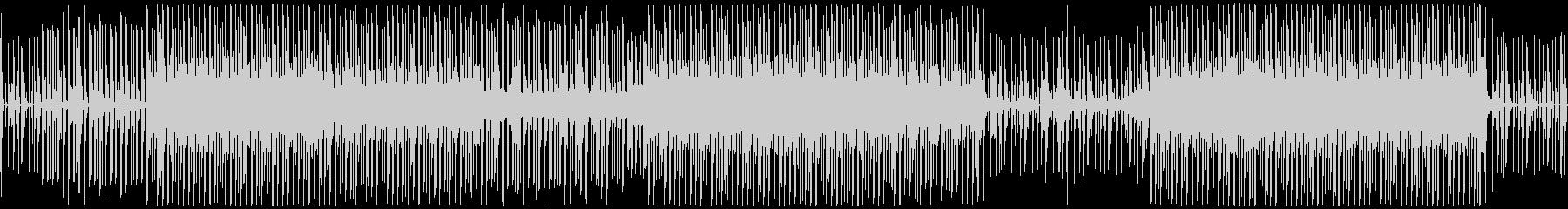 ループ対応の4つ打ミニマルテクノナンバーの未再生の波形
