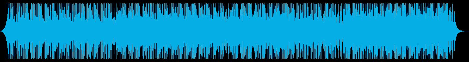 サクセスカンパニーの再生済みの波形