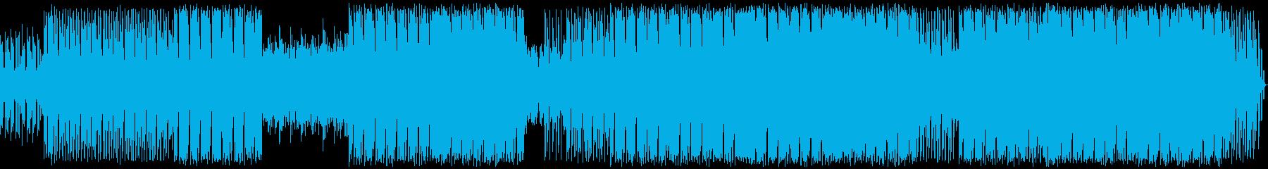 ドラム & ベース ジャングル 神...の再生済みの波形