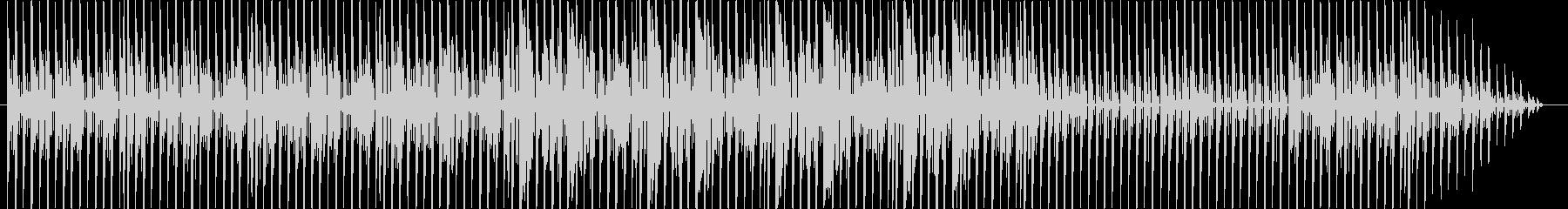 実験開始/コミカルでかわいいの未再生の波形