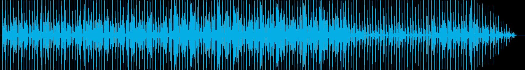 実験開始/コミカルでかわいいの再生済みの波形