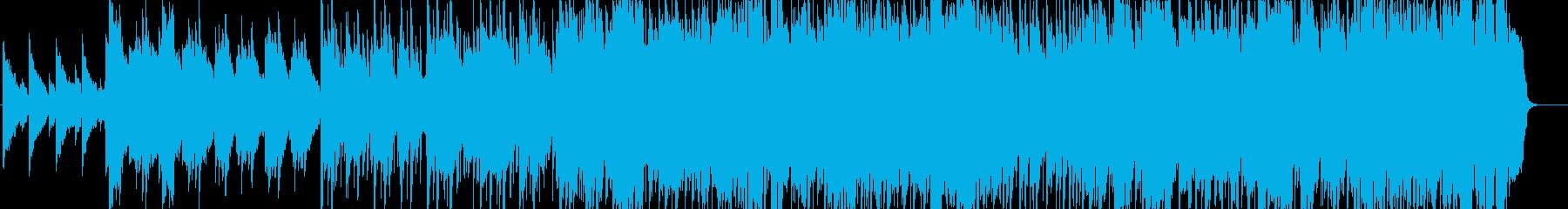 男性ボーカル/切ないバラードの再生済みの波形