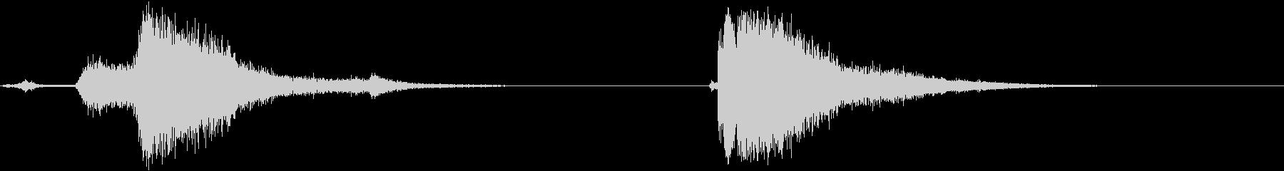 ピータービルトセミトラック:各種エ...の未再生の波形