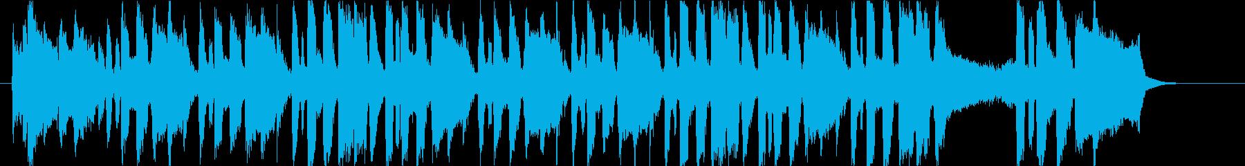 誕生日の歌(ワルツver) 【リオ】の再生済みの波形