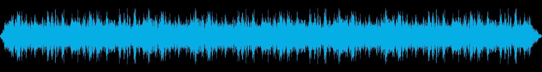 大規模なエイリアンクラウド:屋内:...の再生済みの波形