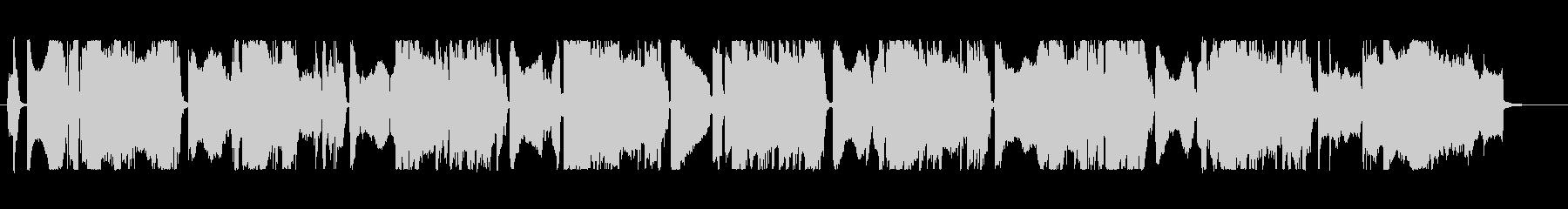 エッチ・セクシーなサックス(その1)の未再生の波形