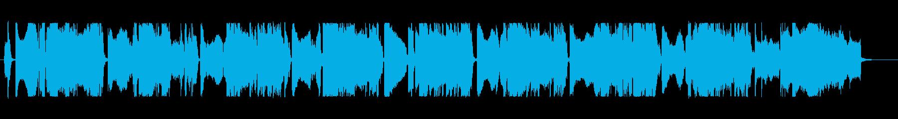 エッチ・セクシーなサックス(その1)の再生済みの波形