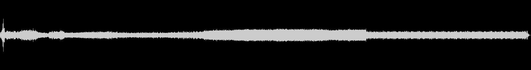 車_ピックアップトラック_01の未再生の波形