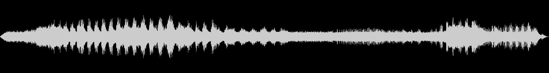 【自然音】蝉の声01(丹沢湖)の未再生の波形