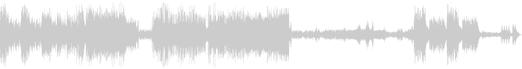 トランペットが活躍する曲です。の未再生の波形