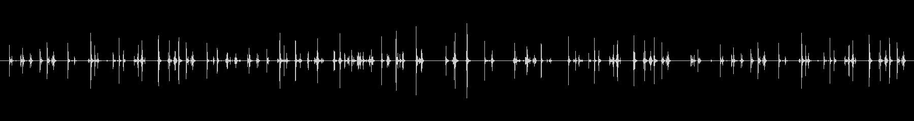 【PC キーボード01-2】の未再生の波形