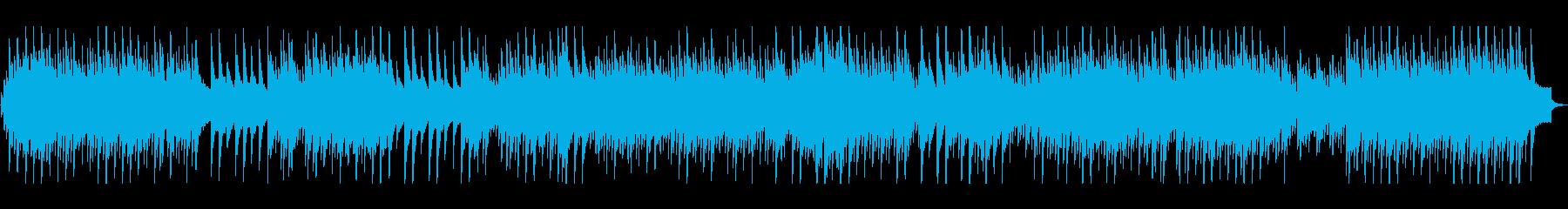 主よ人の望みの喜びよ 8bitサウンドの再生済みの波形