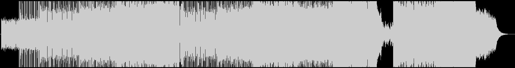 ほのぼのカントリーBGM2の未再生の波形