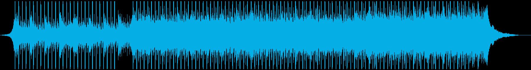 成功へ(中)の再生済みの波形