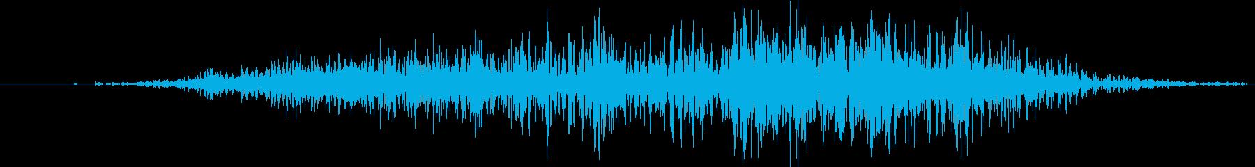 ピックアップトラック:Ext:重い...の再生済みの波形