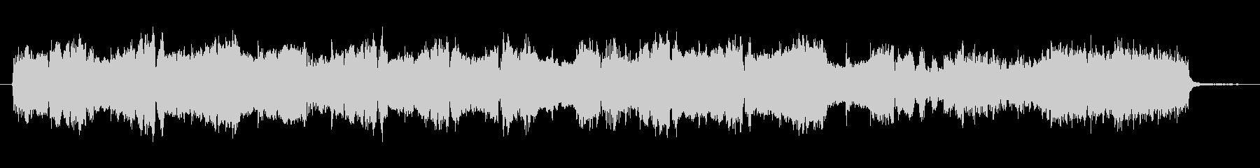 ジングル アコーディオン 三拍子 17秒の未再生の波形