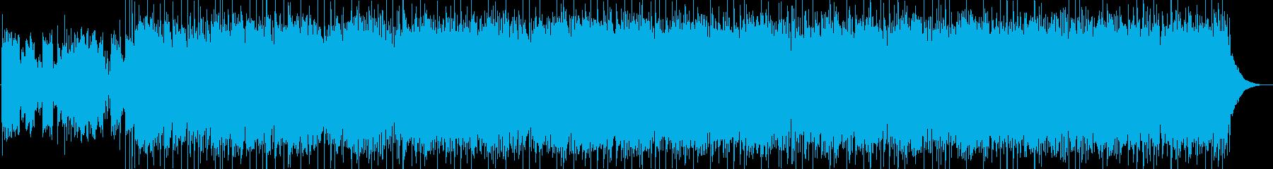 エレクトロニック、テクノ、マトリッ...の再生済みの波形