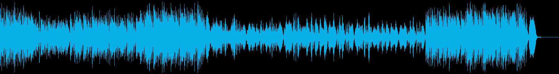 BWV1066/5『メヌエット』バッハの再生済みの波形