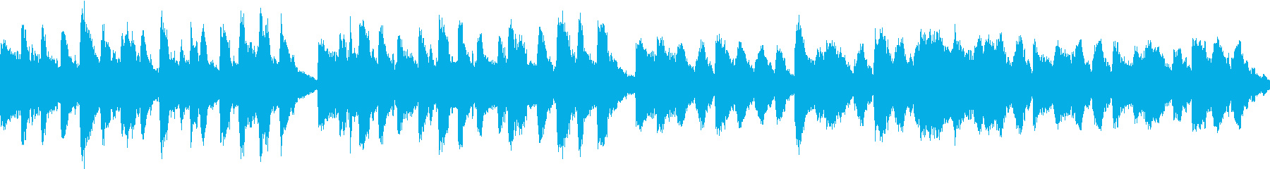 ヨーロッパや中世的なイメージの再生済みの波形