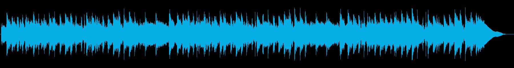 ミディアムテンポのバーで演奏されていそうの再生済みの波形