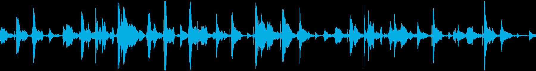 不思議系空間(ループ):ゆらゆら、浮遊の再生済みの波形