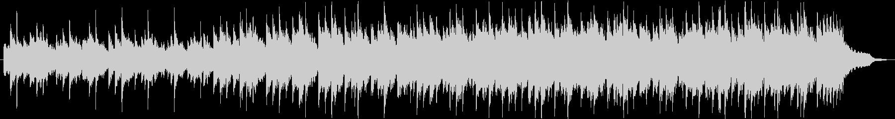 温かい雰囲気のBGM(15ver)の未再生の波形