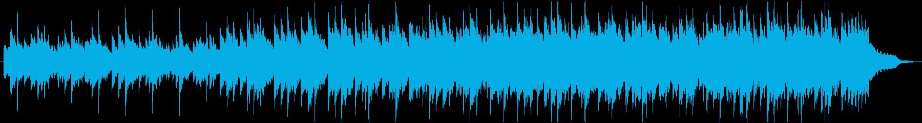 温かい雰囲気のBGM(15ver)の再生済みの波形