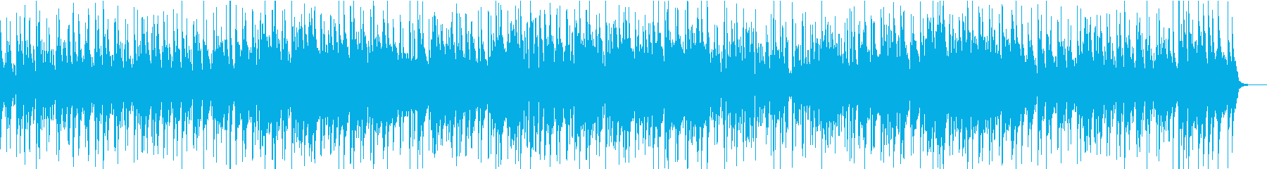 「ジングルベル」ジャズアレンジカバーの再生済みの波形