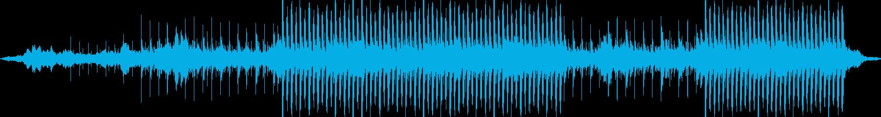ワールド 民族 モダン テクノ ア...の再生済みの波形