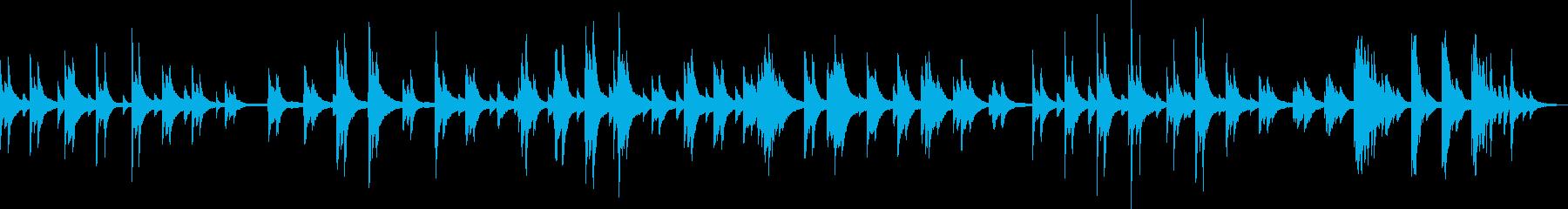 そっと包み込むような感動のピアノバラードの再生済みの波形