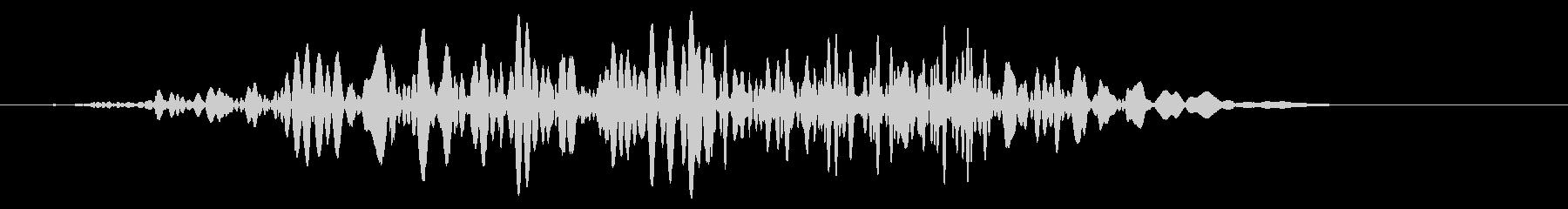カエル モンスター キャラタップ 通常の未再生の波形